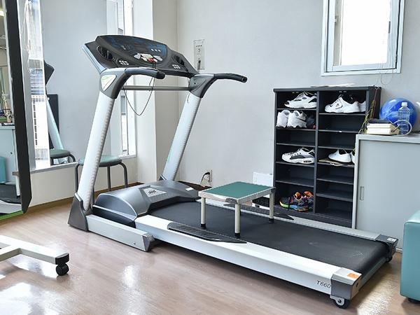 画像:物理療法・運動療法